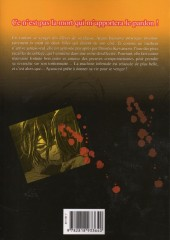 Verso de Revenge Classroom -2- Tome 2
