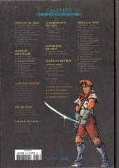 Verso de Lanfeust et les mondes de Troy - La collection (Hachette) -11- Lanfeust des Étoiles - Les sables d'Abraxar