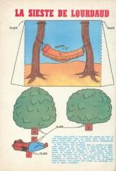 Verso de Tom et Jerry (Puis Tom & Jerry) (2e Série - Sage) -18- La pelote ensorcelée