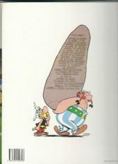 Verso de Astérix -8d1988- Astérix chez les Bretons