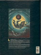 Verso de Les enfants du Nil -1- Tome 1