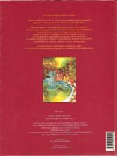 Verso de Les enfants du Nil -3- Anges