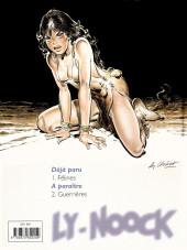 Verso de Ly-Noock -1- Félines