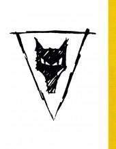 Verso de Lefranc -4TL- Le repaire du loup