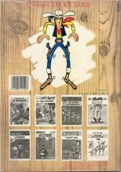 Verso de Lucky Luke -20a84- Billy the Kid