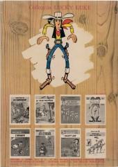 Verso de Lucky Luke -5b69- Lucky luke contre pat poker