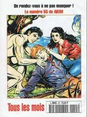 Verso de Capt'ain Swing! (2e série - Mon Journal) -55- Le crâne aux trois étoiles