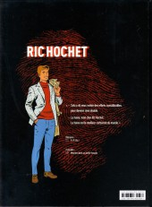Verso de Ric Hochet (Les nouvelles enquêtes de) -1- R.I.P., Ric !