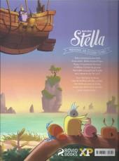 Verso de Stella (Angry Birds) -1- Une île presque parfaite