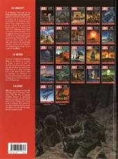 Verso de Jour J -20- Dragon rouge