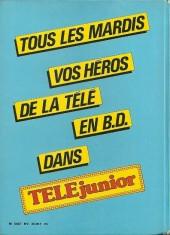 Verso de Télé parade -Rec02- Album n°2