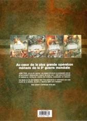 Verso de Opération Overlord -4- Commando Kieffer