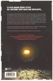 Verso de Letter 44 -1- Vitesse de libération