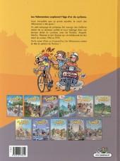 Verso de Les vélo Maniacs -11- Tome 11