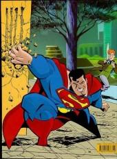 Verso de Superman (Dessin animé) -4- Hommes de taille !