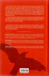 Verso de A Game of Thrones - Le Trône de fer -5- Volume V