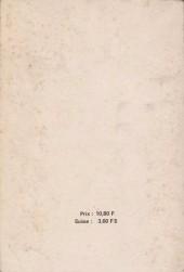 Verso de Strange -Rec052- Album N°52 (du n°155 au n°157)