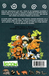 Verso de Animal Kingdom -10- Tome 10