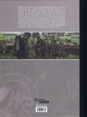 Verso de L'armée de l'Ombre -3TL- Terre brûlée