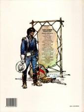 Verso de Blueberry -4d1991- Le Cavalier perdu