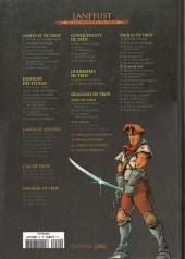 Verso de Lanfeust et les mondes de Troy - La collection (Hachette) -52- Trolls de Troy -Plume de sage