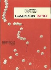 Verso de Gaston -9a74- Le cas Lagaffe