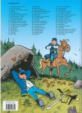 Verso de Les tuniques Bleues -5c2010- Les déserteurs