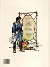 Verso de Blueberry -7a91- Le cheval de fer