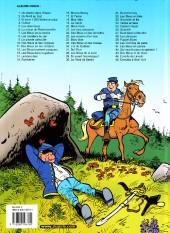 Verso de Les tuniques Bleues -13b2003- Les bleus dans la gadoue
