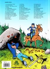 Verso de Les tuniques Bleues -24a2004- Baby blue