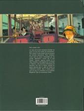 Verso de Les naufragés du métropolitain -1- Les Rats de Saint-Éloi