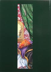 Verso de Djinn -TT10- Le Pavillon des plaisirs - Une jeunesse éternelle