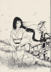 Verso de Samurai -INTTL2- Intégrale II - Tomes 4, 5 et 6