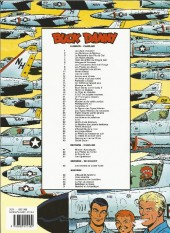 Verso de Buck Danny -46a2007- L'Escadrille fantôme