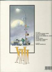 Verso de XIII -7a1991/01- La nuit du 3 août