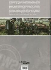 Verso de L'armée de l'Ombre -3- Terre brûlée