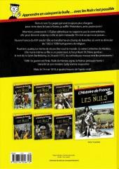 Verso de L'histoire de France pour les nuls -6- Les Guerres de Religion