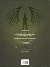 Verso de Redhand -INT- Le crépuscule des Dieux