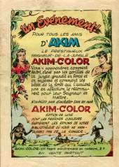 Verso de Akim (1re série) -208-