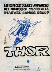 Verso de Hombre de Hierro (El) (Iron Man) Vol. 1 -12- El hombre que mató a Tony Stark