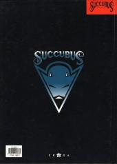 Verso de Succubus -1- La Guerre des âmes