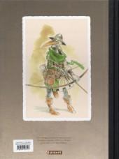 Verso de L'Épée d'Ardenois -4TL- Nuhy
