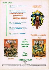 Verso de Ms. Marvel (Vol. 1) -1- ¡Esta mujer este guerrero!