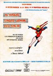 Verso de Ms. Marvel (Vol. 1) -5- ¡Llámame Pájaro de Muerte!