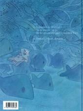 Verso de Au-delà des mers