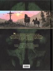 Verso de La chronique des Immortels -65- Le Coup de Grâce - Première partie