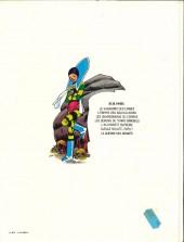 Verso de Le vagabond des Limbes -1a1983- Le vagabond des limbes