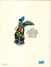 Verso de Le vagabond des Limbes -3a1981- Les charognards du cosmos