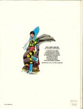 Verso de Le vagabond des Limbes -5a1982- L'alchimiste suprême