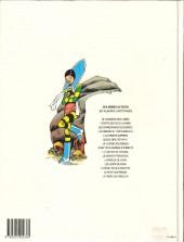 Verso de Le vagabond des Limbes -9a1989- Le labyrinthe virginal